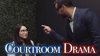 Courtroom Drama | David Lopez
