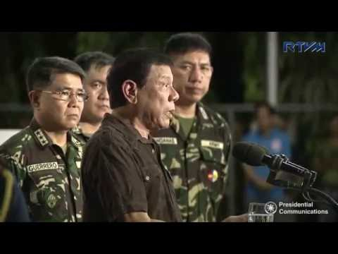 Duterte Names Judges, Politicians, And Policemen  Involved In Drugs Polar Version of Schindler List