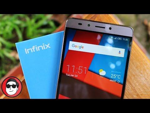Unboxing Infinix Note 3 Pro - SERBA BESAR!!!