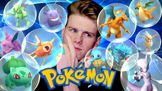 ALL 151 POKEMON? (Pokemon Go Challenge)