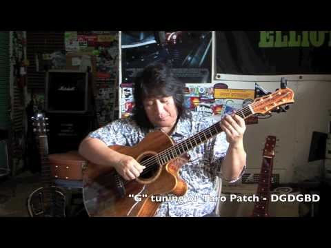Slack Key Guitar Tuning with Harry Koizumi