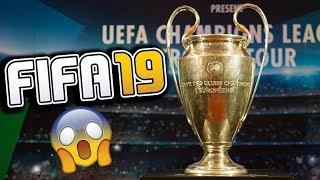 FIFA 19 : DER NEUE CHAMPIONS LEAGUE MODUS ?!! 🔥🔥