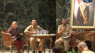 20 Mar 2013 Wagub Bpk. Basuki T. Purnama Dialog dgn Pimpinan PTS di Lingkungan Kopertis Wil. III