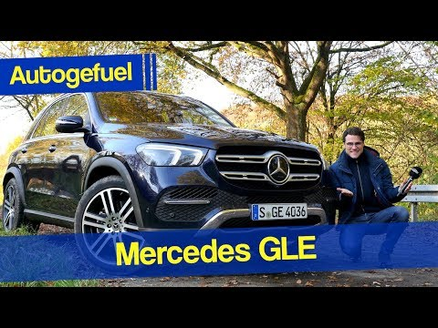 2020 Mercedes GLE REVIEW with the 350d - Autogefuel