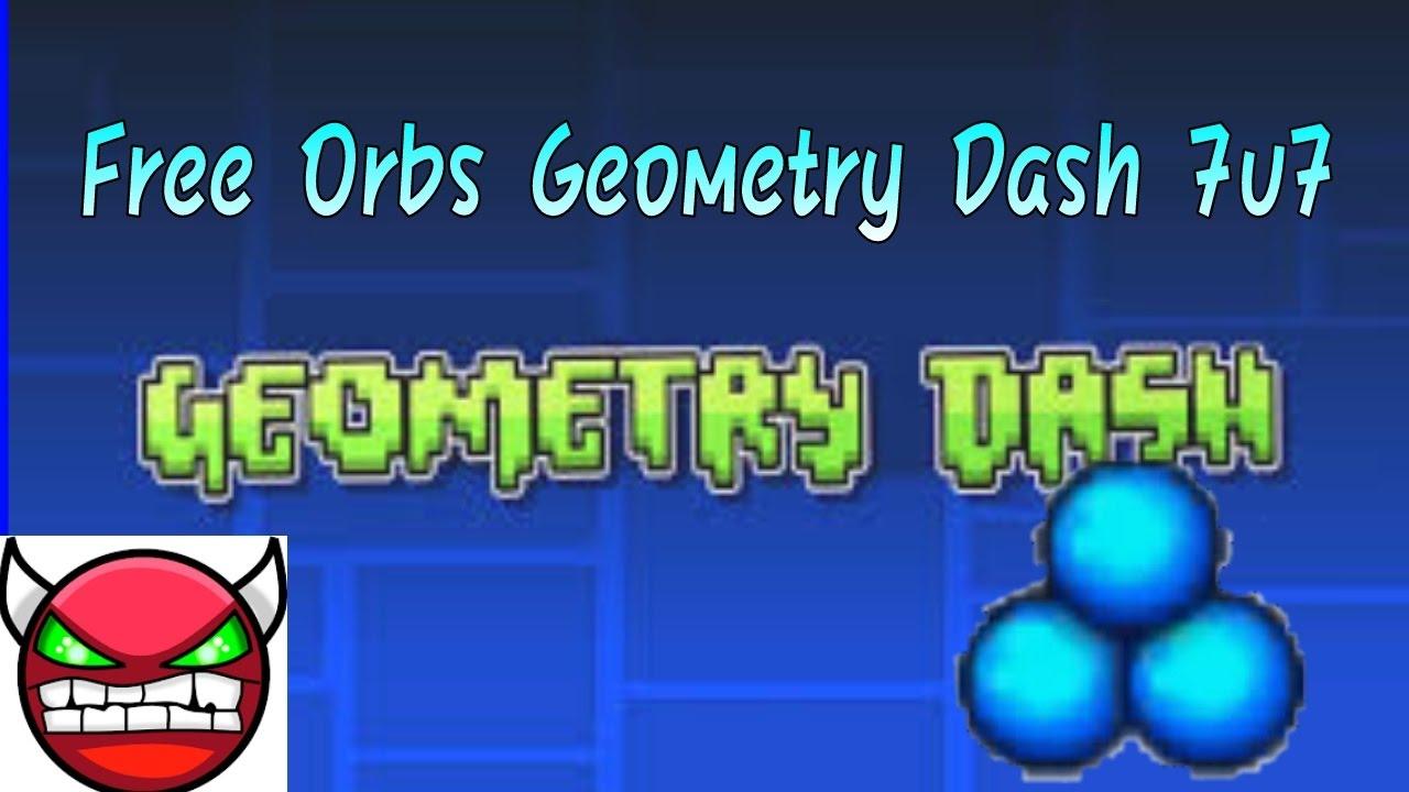 geometry dash free orbs