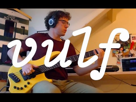 VULFPECK /// 1 for 1, Dimaggio /// Bass cover by Werner Erkelens