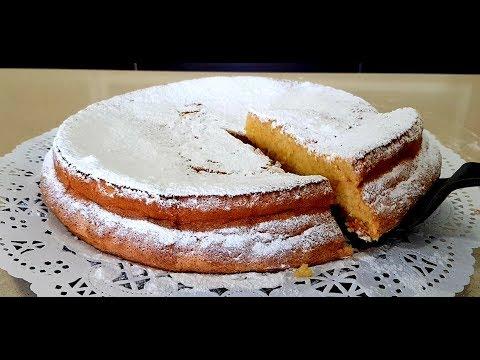 Gató Mallorquín de Almendra, el pastel  más delicioso del mundo. Receta apta para Celíacos