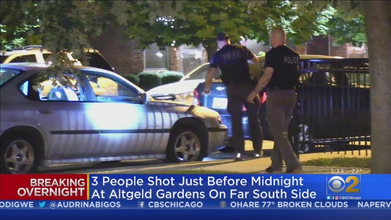 Chicago shootings leave 47 shot, 4 fatally; Mt. Sinai Hospital closes emergency room