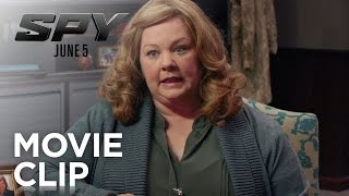"Spy | ""What's Your Deal?"" Clip [HD] 