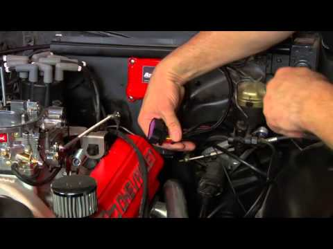 MSD Atomic EFI Fuel Injection System Installation