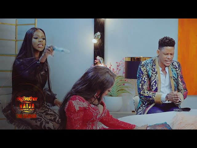 A bae's bae's bae  – BBNaija Reunion | Pepper Dem: Big Brother | Africa Magic