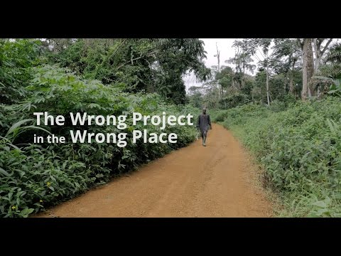 SGSOC: The Wrong Project in the Wrong Place