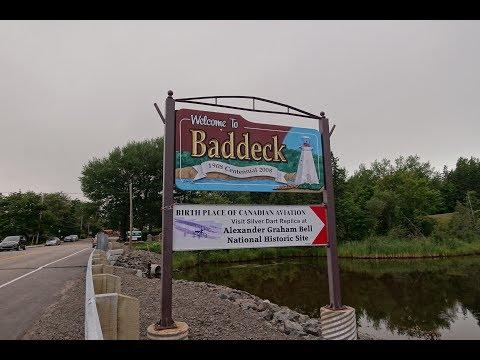 BADDECK ~ Cape Breton, Nova Scotia