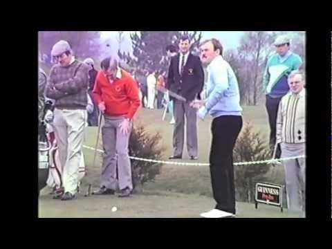 Pro-Am Golf Warrenpoint 3rd April 1987