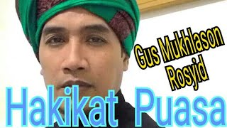 Download Mp3 Hakikat Puasa
