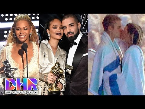 Best VMA Moments In 90 Seconds - Justin Bieber PDA With Sofia In Cabo (DHR)
