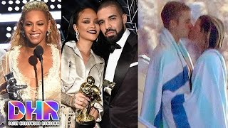 Best 2016 MTV VMA Moments In 90 Seconds - Justin Bieber PDA With Sofia In Cabo (DHR)