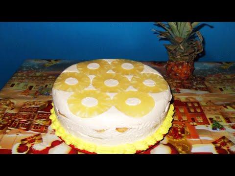 Tort de Ananas Necopt