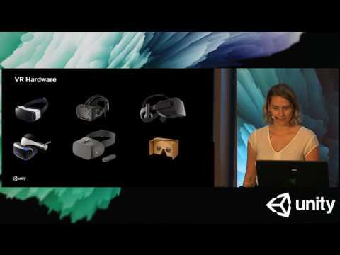 Siggraph 2017 - XR Development in Unity