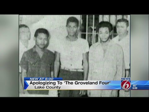 Groveland Four to be exonerated in 1949 rape