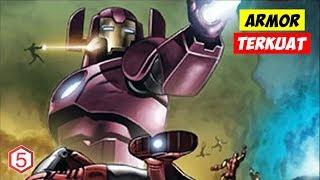 Armor Terkuat IRON MAN , Untuk Mengalahkan THANOS