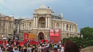 На Красной дорожке Одесского кинофестиваля