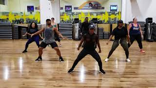 Move To Miami | Enrique Iglesias | Real Rhythm Dance Fitness | Zumba | Marissa Tonge Choreograpy