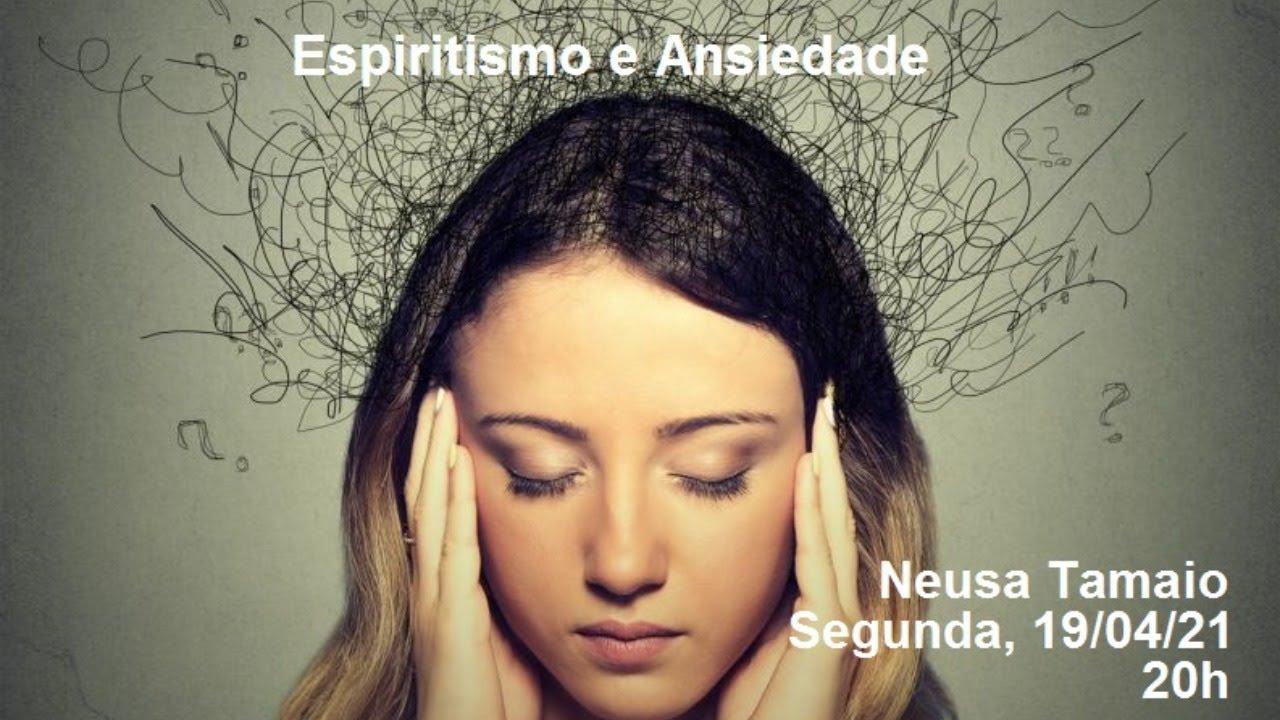 ESPIRITISMO E ANSIEDADE