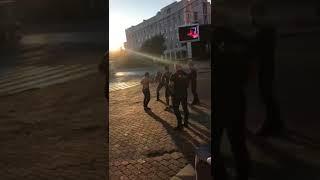 Чемпиона мира по пауэрлифтингу Андрей Драчева убили возле хабаровского кафе