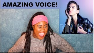 Dua Lipa - Dua Lipa Album |REACTION|
