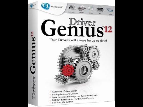Driver Genius, установка, работа