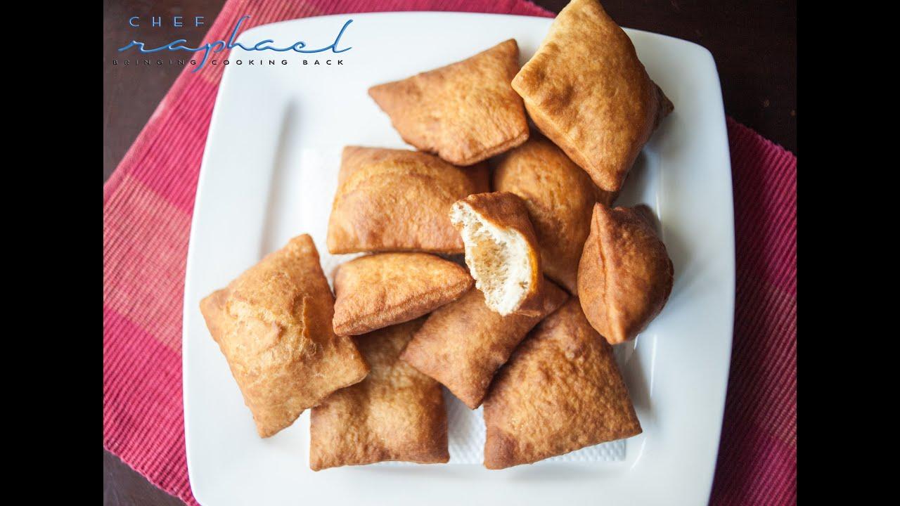 Easy mandazi recipe