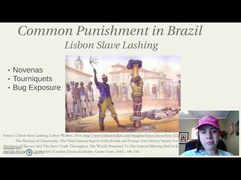 History of Slavery in Brazil