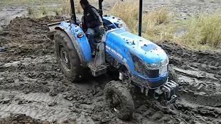 TT55 çamurun içinde adeta banamisin demedi