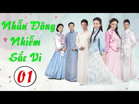 Xem phim Nhân đôi thân xấc - Phim Bộ Hay 2020   NHẪN ĐÔNG NHIỄM SẮC VI - Tập 01   Phim Trung Quốc Mới Nhất 2020