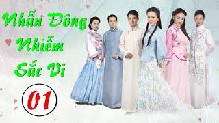 Phim Bộ Hay 2020 | NHẪN ĐÔNG NHIỄM SẮC VI - Tập 01 | Phim Trung Quốc Mới Nhất 2020