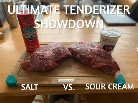 Best Way To Tenderize A Steak!