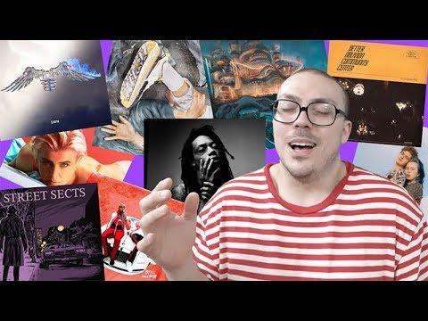 YUNOREVIEW: January 2019 (Zayn, Robyn, Lando Chill, Jon Bellion)