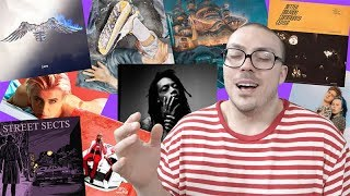 YUNOREVIEW: January 2019 (Zayn, Robyn, Lando Chill, Jon Bellion)