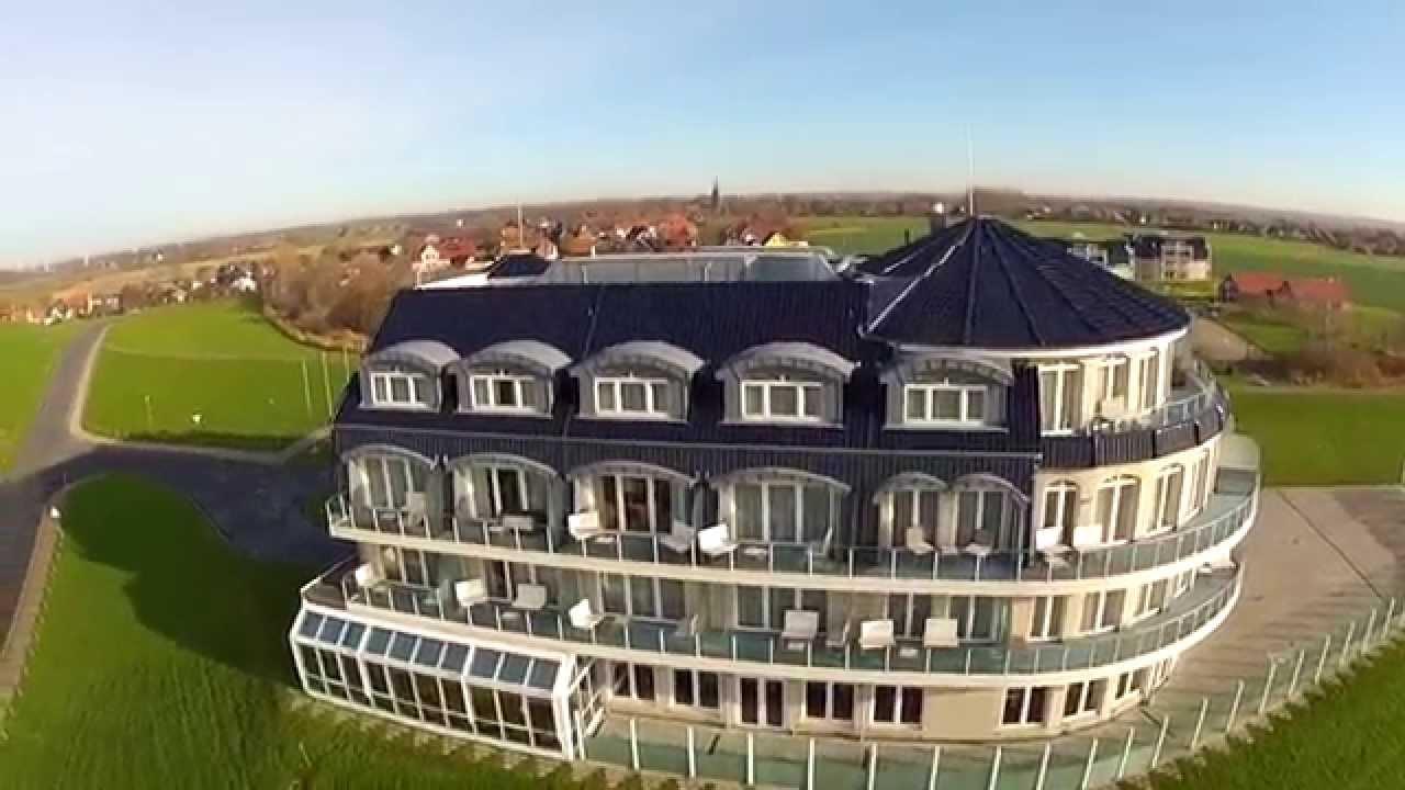 Upstalsboom Hotel Deichgraf Wremen Luftaufnahme 112013
