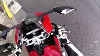 Panigale 899 Test Drive in Tokyo