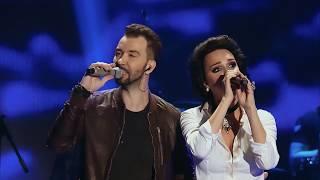 Dенис Клявер и Слава / Концерт «Начнем Сначала»/ Рождественская ночь