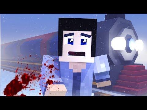 Minecraft MURDER ON THE ORIENT EXPRESS!! | Minecraft Murder Mystery