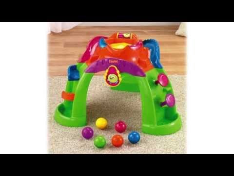 Fisher Price Stand-up Ballcano | W9859