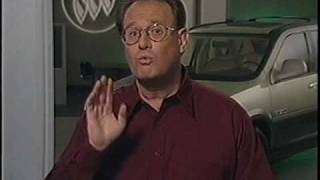 2002 Buick Rendezvous - Special Product Update (Part 1)