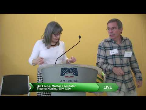2018 Trauma Healing Institute Community of Practice - Live S