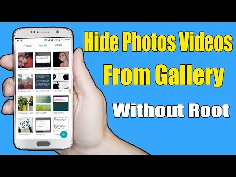 How To Hide Photos And Videos From Your Android Phone Gallery [Very Easy Method]