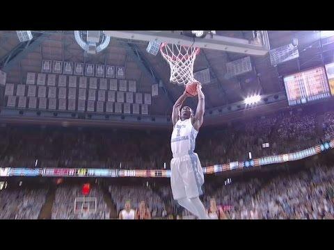 UNC Men's Basketball: Theo Pinson Provides a Spark vs. Boston College