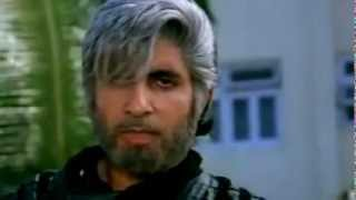 SHAHENSHAH 1988 - ( andhari raato may ) full song