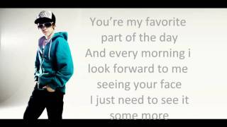 "Justin Bieber ""Pick Me"" Official New Song (with Lyrics) HD"